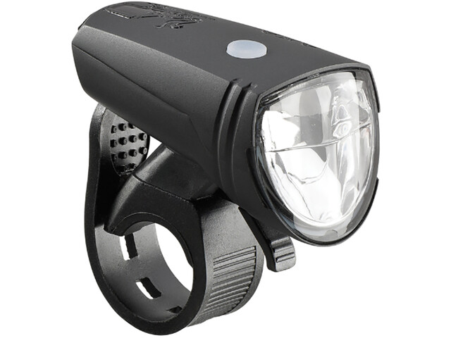 Axa Greenline 25 Headlight, negro
